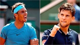 Nadal - Thiem: Tái hiện trận cầu kinh điển