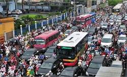 Phòng ngừa ùn tắc và tai nạn giao thông cuối kỳ nghỉ Tết và lễ hội đầu xuân