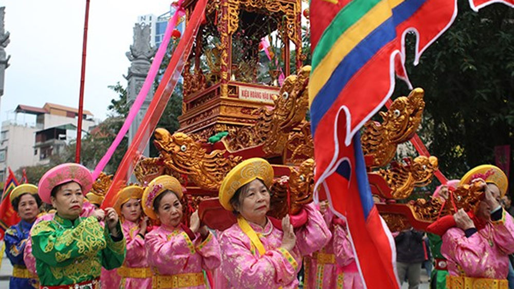 Ngoc Hoi-Dong Da victory, Dong Da Mound, special national relic site, 231st anniversary, traditional day, national construction