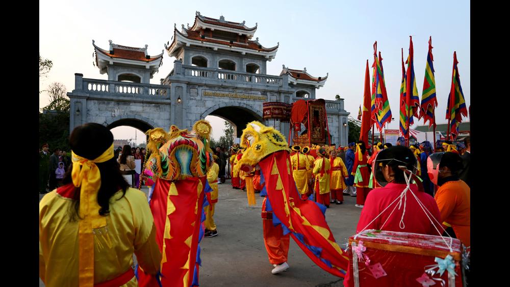 Lễ hội Xương Giang