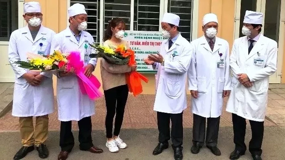 Successful treatment, nCoV patient, Thanh Hoa province, isolated treatment, intensive care, nCoV-positive patients