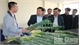 Bac Giang provincial Chairman Duong Van Thai visits some farming models