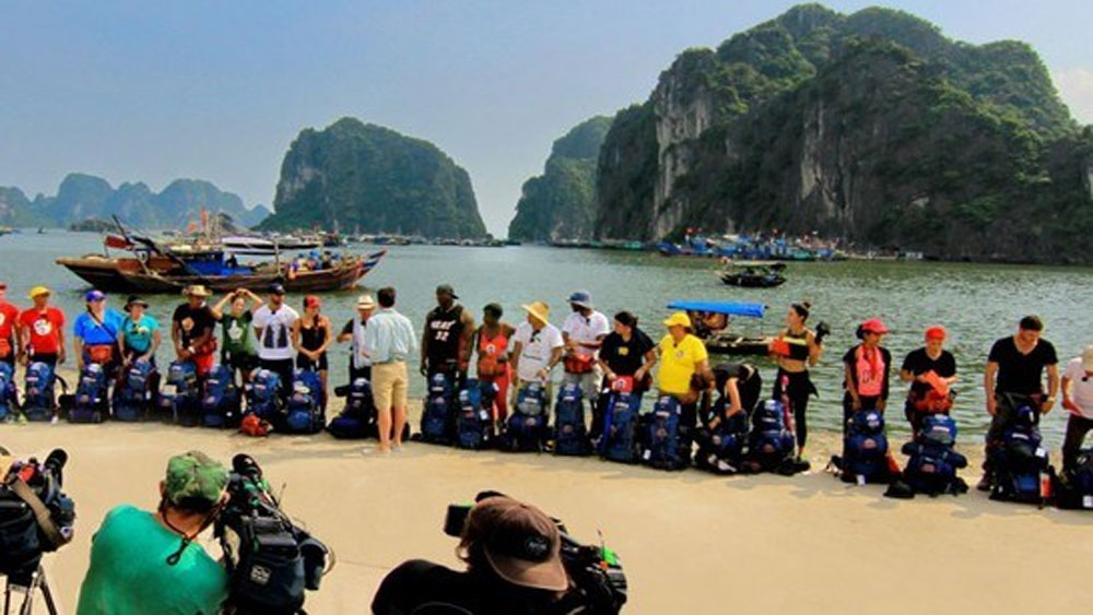 Colombian reality show, Vietnamese locations, production team, Asia Express, Dragon's Road