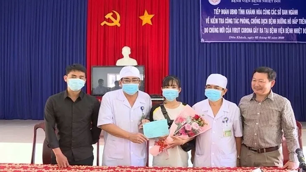 Khanh Hoa: Third nCoV patient discharged from hospital in Vietnam