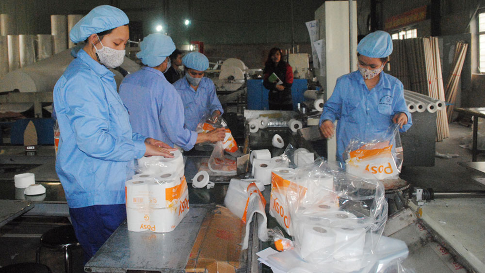 Bac Giang's export and import yet to be impacted by nCoV epidemic