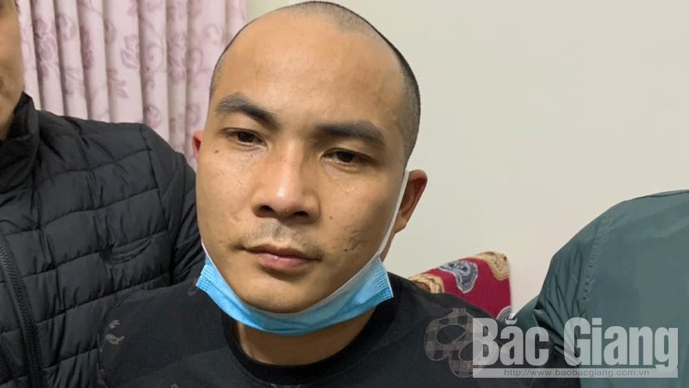 nghi can thứ 2, giết người, Việt Yên, Bắc Giang.