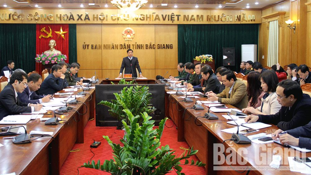 Bac Giang province, top priority, nCoV, prevention and control, acute respiratory epidemic,  novel coronavirus, face masks