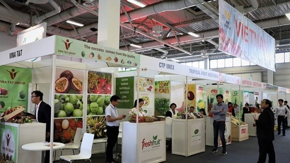 Vietnamese firms attend Fruit Logistica 2020