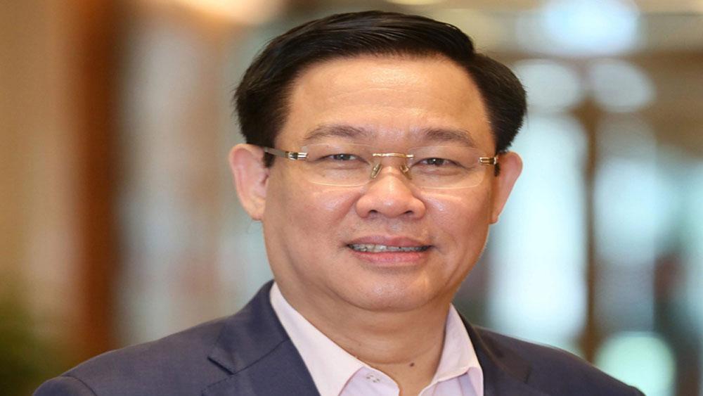 Phó Thủ tướng Vương Đình Huệ , Bí thư Thành ủy Hà Nội