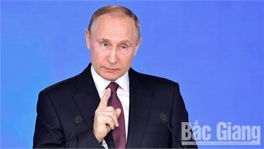 Nước Nga nhìn từ Thông điệp liên bang  của Tổng thống Vladimir Putin