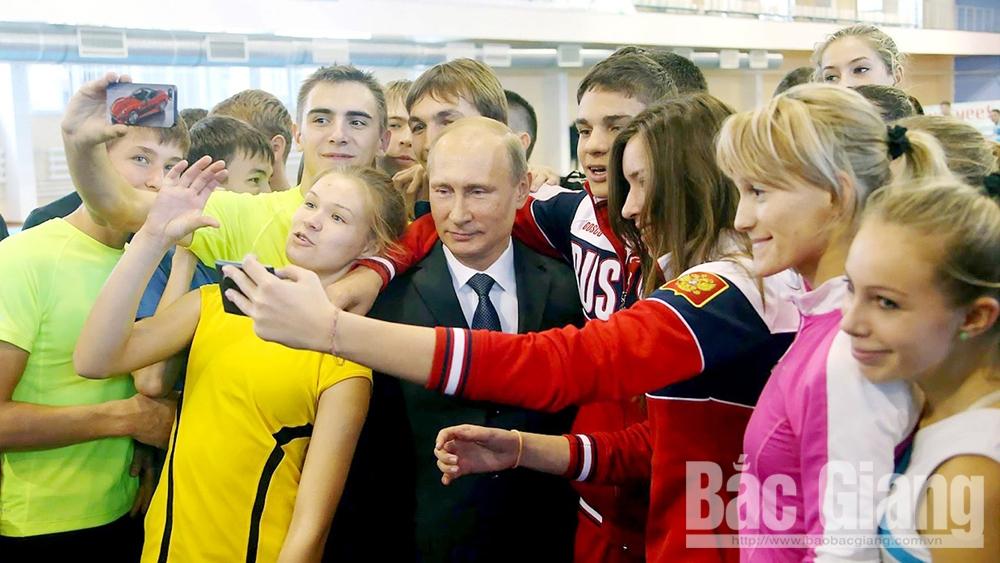 Nước Nga, Thông điệp liên bang, Tổng thống Vladimir Putin