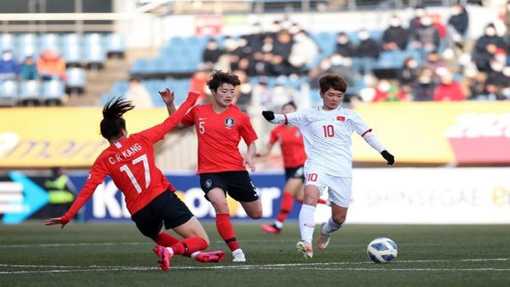 Women's team lose to RoK in Olympics qualifiers