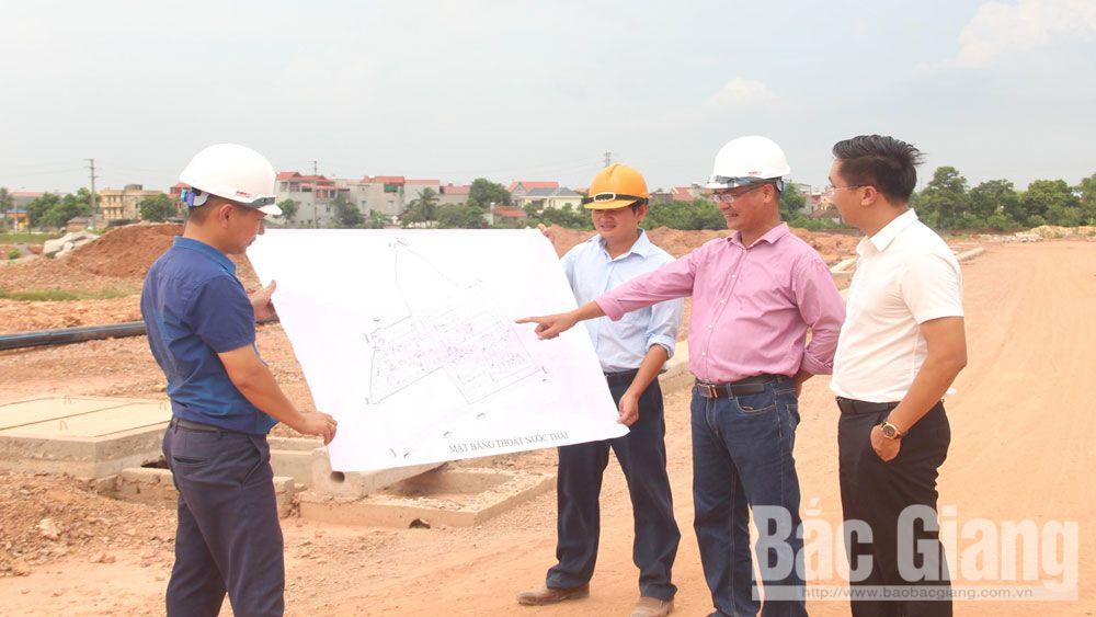Hiệp Hòa chấn chỉnh vi phạm về xây dựng