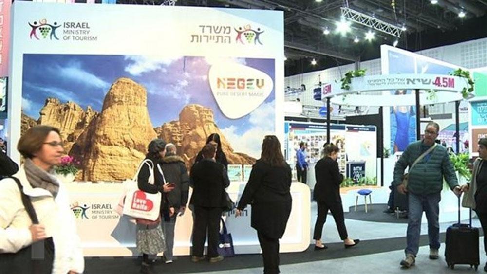 Vietnamese firms, international tourism fair, Israel, Vietnamese travel companies, Mediterranean Tourism Market, exchange opportunities, tourism cooperation