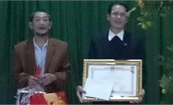Xã Xương Lâm (Lạng Giang) tổ chức Lễ truy tặng danh hiệu Vinh dự Nhà nước Bà mẹ Việt Nam anh hùng