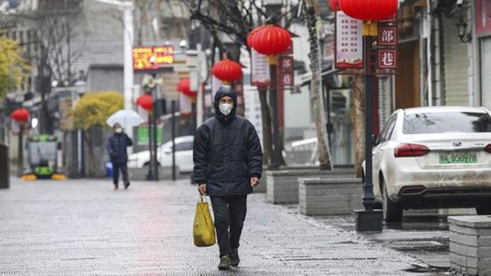 Trung Quốc, Bí thư Tỉnh ủy Hồ Bắc, dịch bệnh COVID-19, Thị trưởng Thượng Hải Ứng Dũng