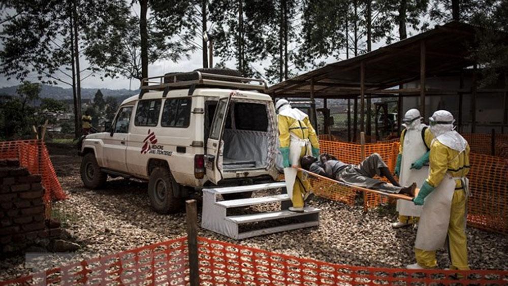Dịch Ebola, WHO, kéo dài , tình trạng, khẩn cấp, quốc tế