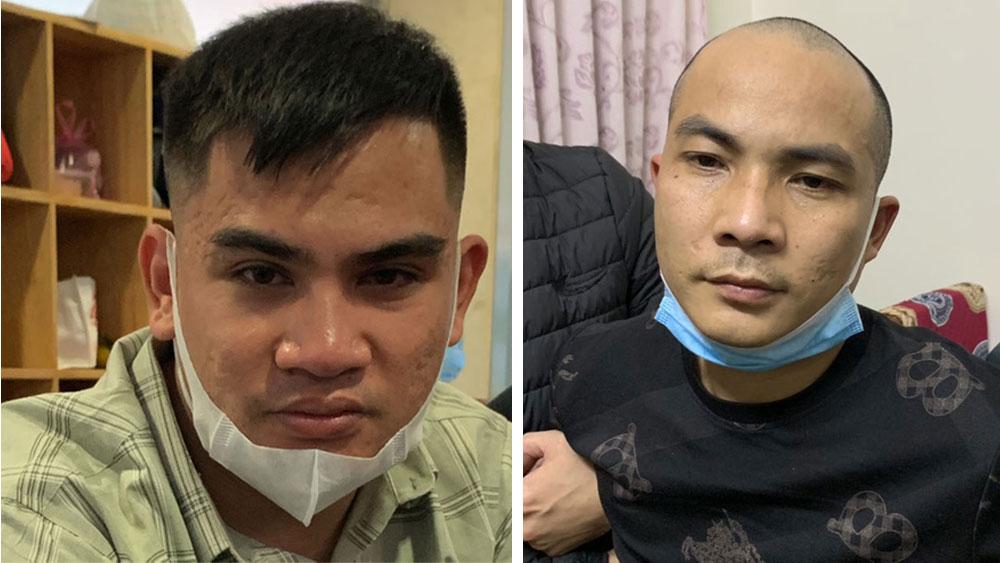 Chuyên án 120G, Đối tượng Trần Văn Thẩm, Đỗ Văn Duy, giết người, Bắc Giang