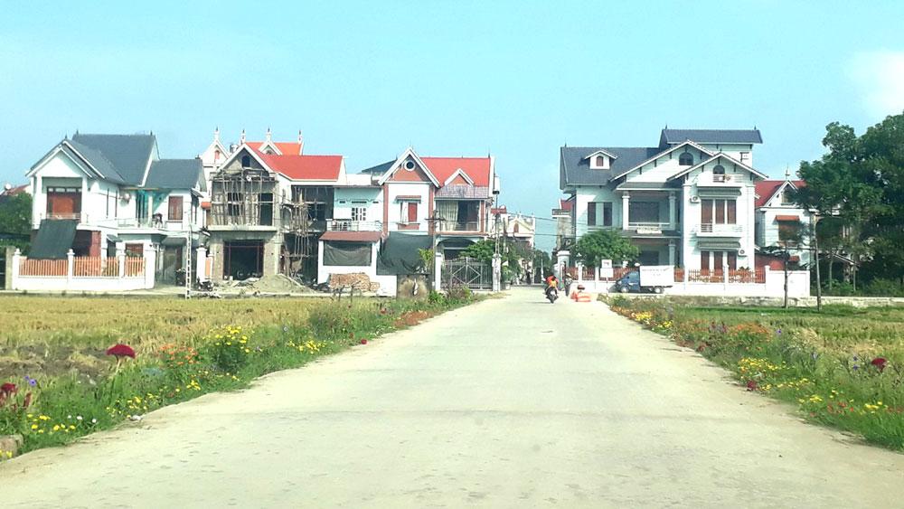 """khu dân cư xanh, sạch, đẹp, Bắc Giang, """"Toàn dân đoàn kết xây dựng nông thôn mới, đô thị văn minh"""", nếp sống mới"""