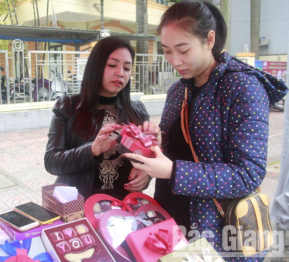 Bắc Giang, valentine Bắc Giang, socola, hoa hồng, ngày lễ tình yêu