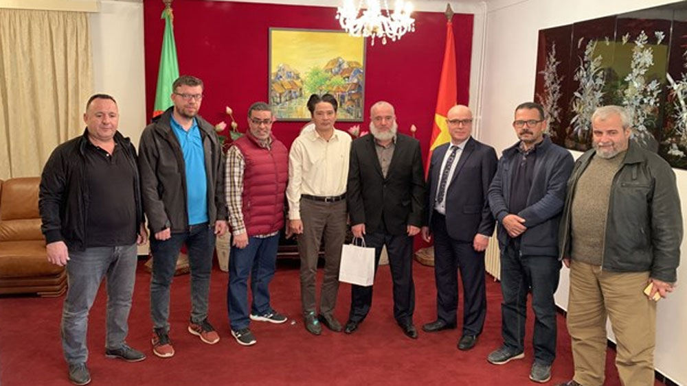 Traditional martial arts federations contribute to VN-Algeria ties