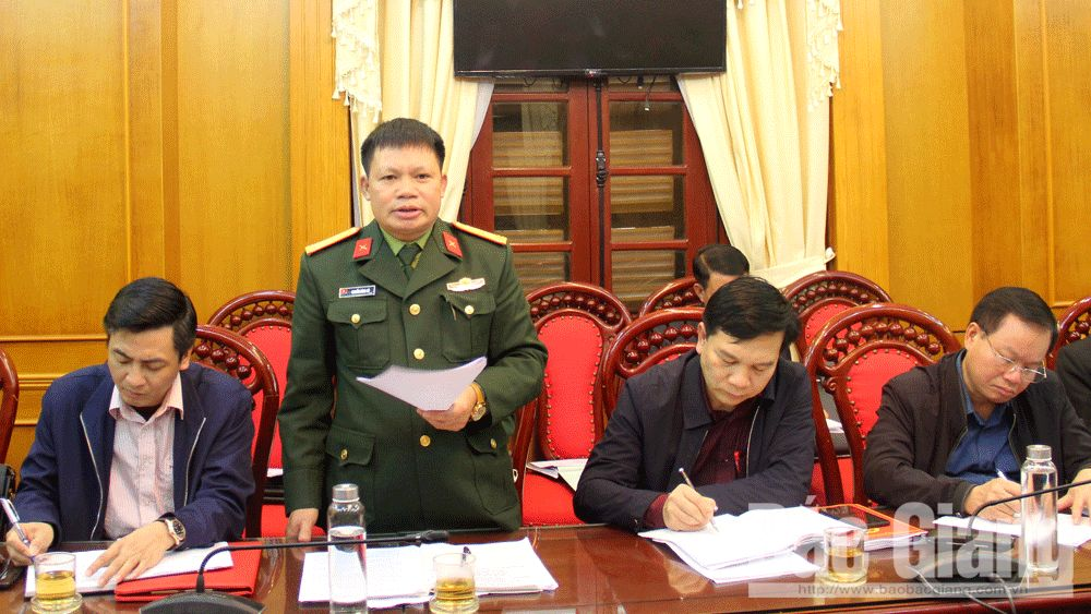 Bac Giang province, health monitor, prevention and control, acute respiratory disease, new strain of coronavirus, healthcare bases, foreign labor management