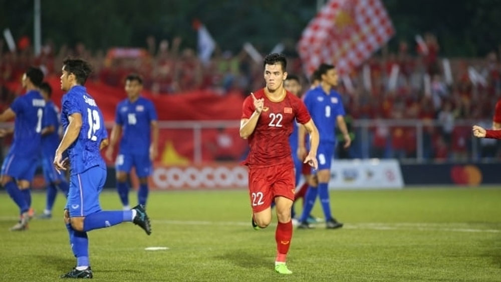 FIFA, Vietnamese striker, Nguyen Tien Linh, world football, 2022 World Cup qualification, World Cup campaign, Park Hang-seo