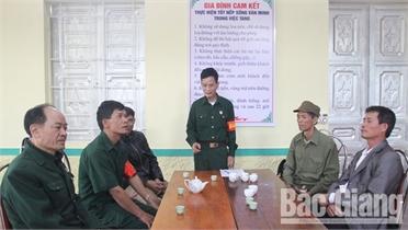 Hội Cựu chiến binh tỉnh Bắc Giang phát huy vai trò trong xây dựng Đảng, chính quyền