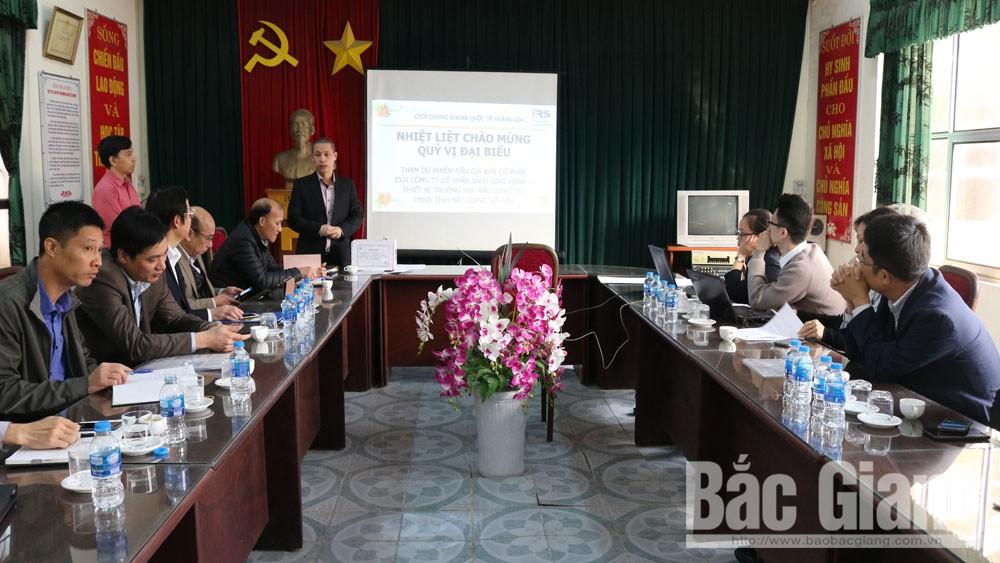 Bán đấu giá toàn bộ cổ phần của UBND tỉnh tại Công ty cổ phần Sách giáo khoa- Thiết bị trường học Bắc Giang