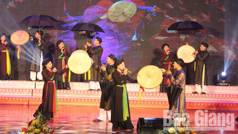 Tạm dừng tổ chức Liên hoan hát Quan họ tỉnh Bắc Giang năm 2020