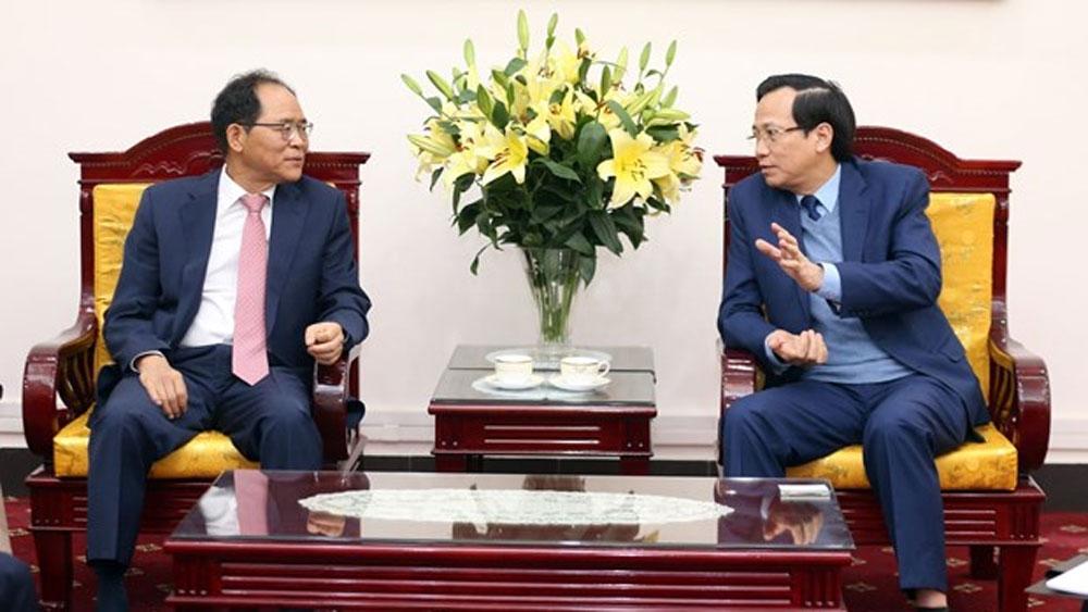 Vietnam, RoK, vocational education, win-win cooperation, Korean businesses, labour cooperation, social insurance agreement