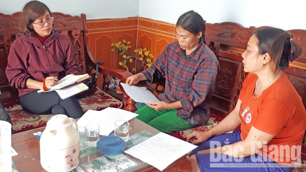 Xã Khám Lạng (Lục Nam) hỗ trợ lợn bị dịch bệnh chưa khách quan