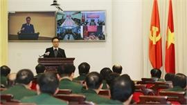 Phó Thủ tướng Vũ Đức Đam: Quân đội góp phần đặc biệt quan trọng trong công tác phòng, chống dịch