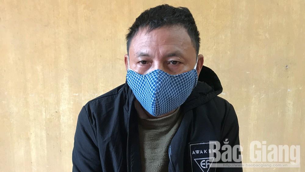 bắt quả tang, tàng trữ ma túy, Bắc Giang, Nguyễn Văn Thanh, Yên Thế.