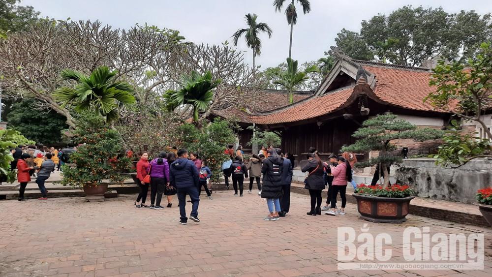 Dừng tổ chức lễ hội, chùa Vĩnh Nghiêm, Yên Dũng