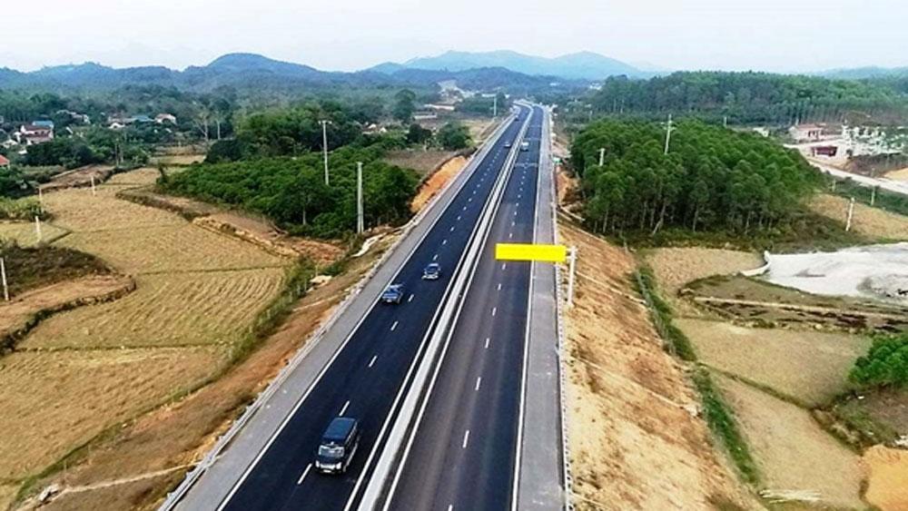 Phương án tài chính dự án cao tốc Bắc Giang-Lạng Sơn gặp nhiều khó khăn