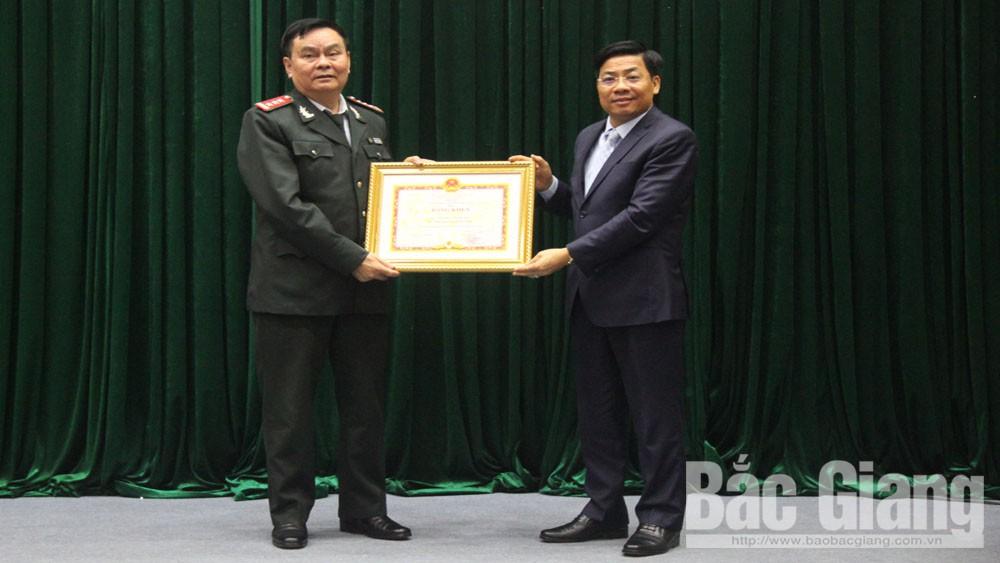 Chủ tịch UBND tỉnh Bắc Giang Dương Văn Thái: Năm 2020 phải xử lý, giải quyết triệt để các vụ việc khiếu kiện đông người, phức tạp, kéo dài.