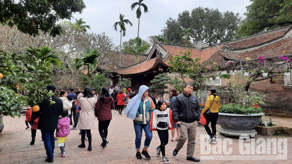 Bac Giang attracts visitors by signature tourism products