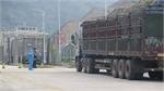Tan Thanh border gate in Lang Son resumes operation