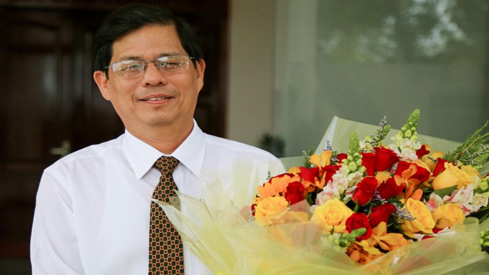 Khánh Hòa, chủ tịch tỉnh mới, Ông Nguyễn Tấn Tuân, Chủ tịch UBND tỉnh Khánh Hòa