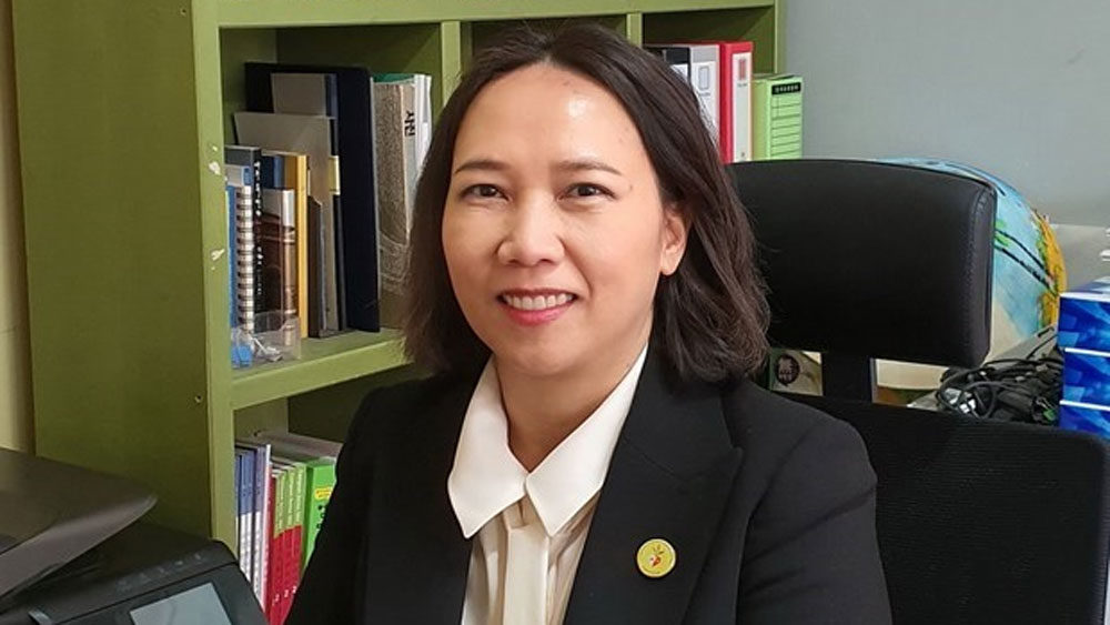 First Vietnamese-born woman runs for RoK's legislative elections