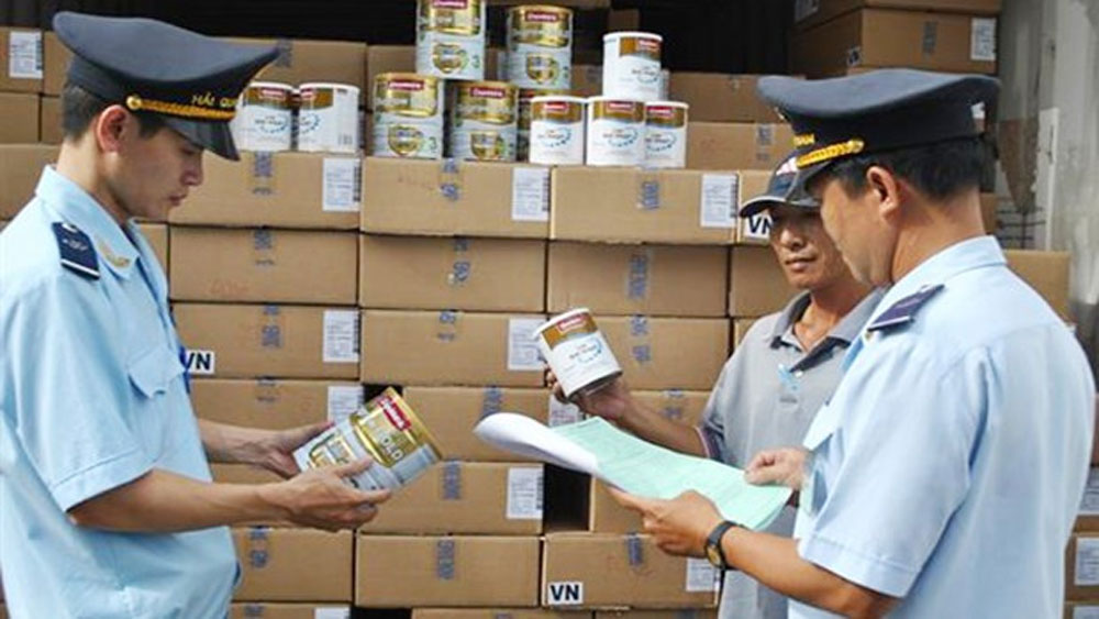 Vietnam, customs checks, export and import,  product quality, administrative procedures, quality requirements