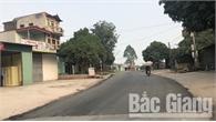 Tình trạng mất an toàn giao thông trong thi công tỉnh lộ 292 đã được khắc phục