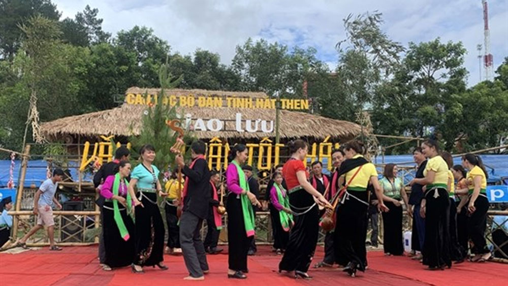 Lai Chau province develops community-based tourism