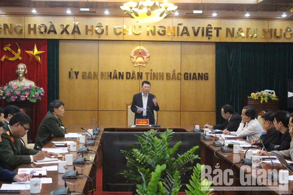 """Xây dựng Đề án Nâng cao chất lượng phong trào """"Toàn dân đoàn kết xây dựng đời sống văn hóa"""" tỉnh Bắc Giang"""