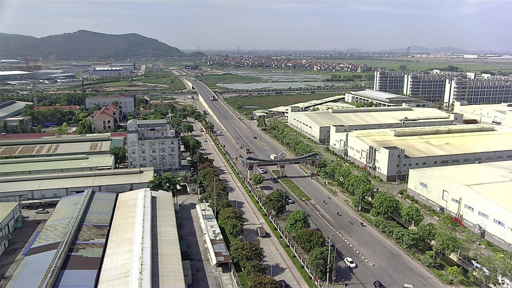 Bac Giang attracts and adjusts 16 investment projects