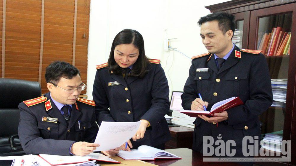 Viện kiểm sát nhân dân huyện Hiệp Hòa: Cơ quan văn hóa tiêu biểu