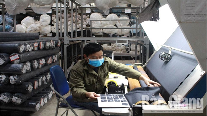 Garment enterprises in Bac Giang save energy, improve competitiveness