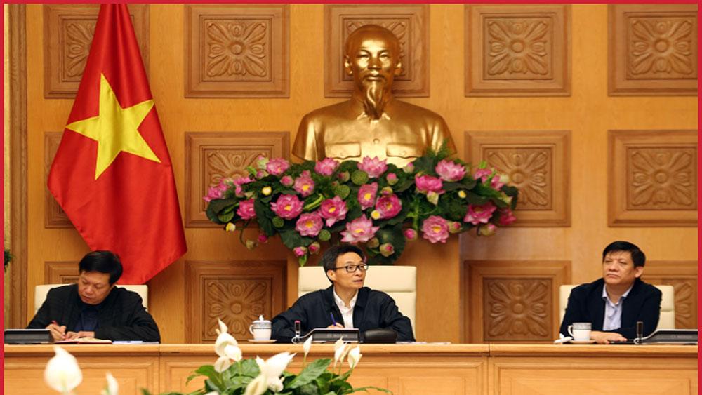 Tất cả các trường hợp người Việt từ Hàn Quốc về đều phải cách ly y tế