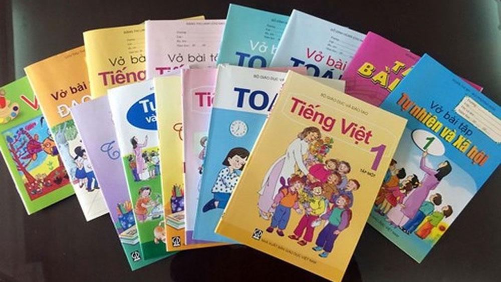 Bộ Giáo dục và Đào tạo, phê duyệt, 7 sách giáo khoa lớp 1, chương trình giáo dục phổ thông mới